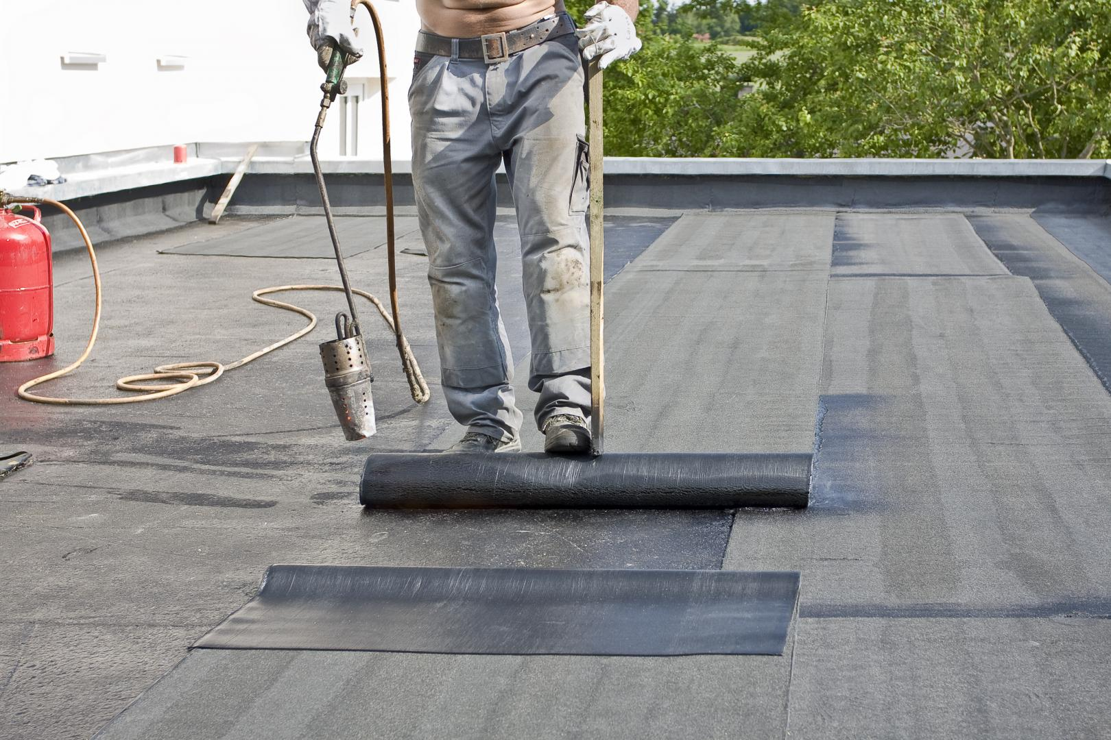Jute Membrane For Roofing